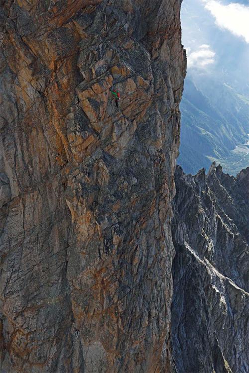 esprit alpinisme Ueli Steck