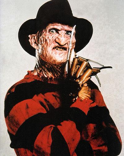Freddy Krueger plus effrayant que le gras