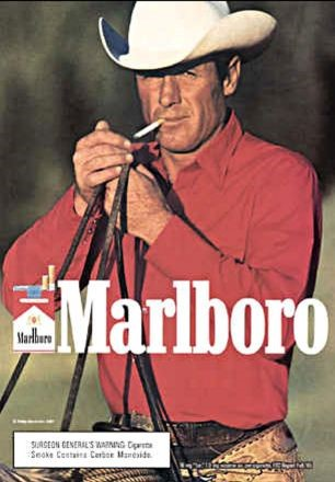 le cowboy marlboro