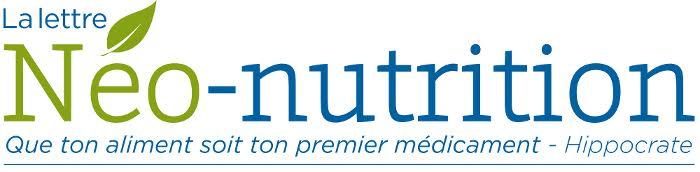 Neo-nutrition : La lettre de la nutritherapie